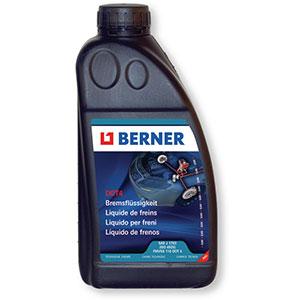 Liquide de frein DOT 4 1 L