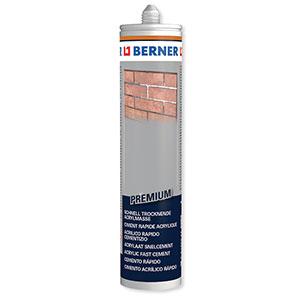 ciment rapide acrylique en cartouche