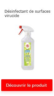 Seul un désinfectant virucide permet de nettoyer un véhicule pour se débarrasser du coronavirus